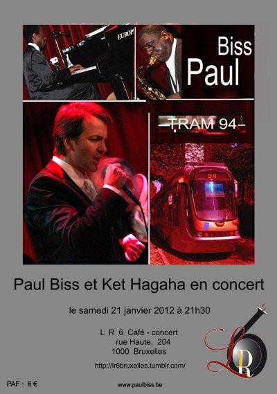 Concert de Paul  Biss