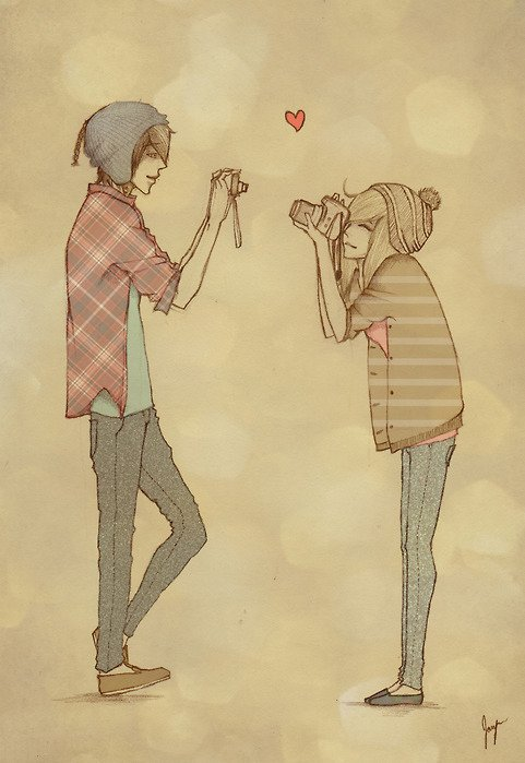 Des vieux moments de bonheurs, qui font mal ... ♥