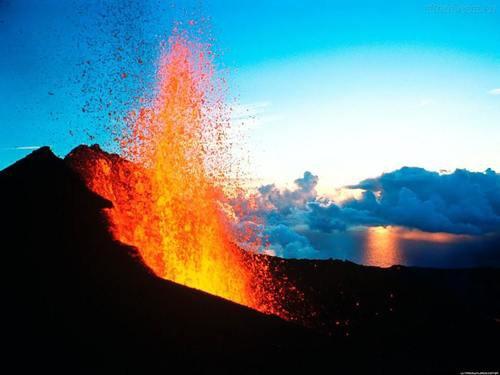 Un volcan peut-il pousser dans votre jardin ?