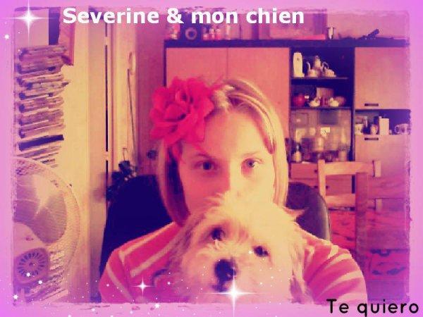 **Moi et mon chien