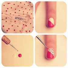 Article n°5 : Nail-Art pois