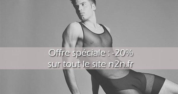 Promotions n2n bodyawear sur ce site