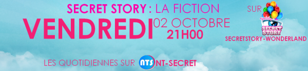 Secret Story : La fiction ( Bande-annonce )