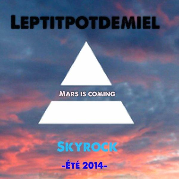 Logo officiel du blog pour cet ete ... Vos avis ?!
