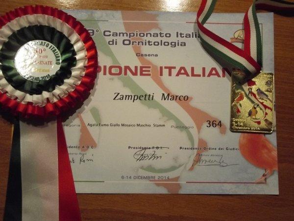 CAMPIONATO ITALIANO DI CESENA ALCUNE FOTO