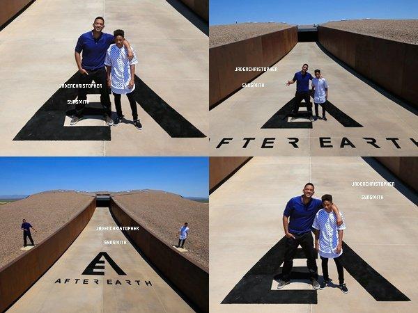 . ♦ 17 Mai 2013 ~ Jaden Smith était au Mexique en compagnie de son père pour la promotion de son film after earth et en a profité pour prendre des jolies photos. TOP OU FLOP ?   .