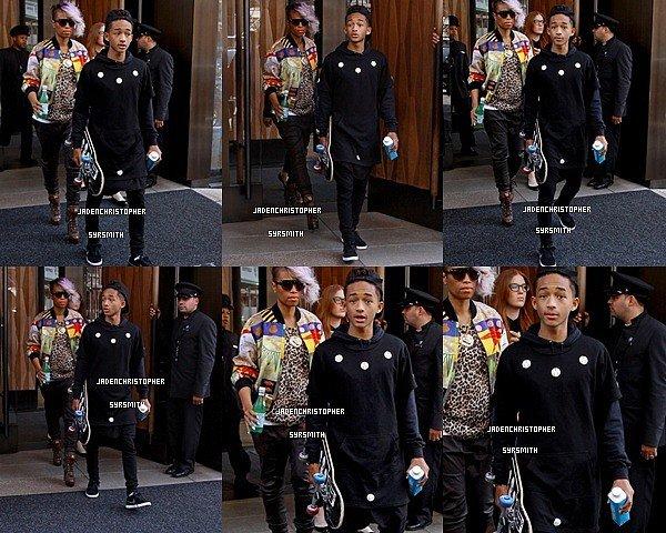 . ♦ 23 Mai 2013 ~ Jaden Smith a été aperçus sortant du restaurant à Londres en compagnie de Selena Gomez. TOP OU FLOP ?   .