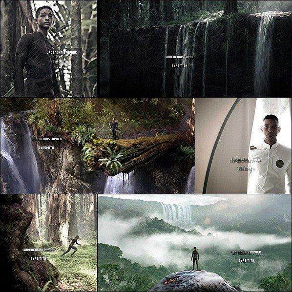 .   AFTER EARTH EN VENTE A PARTIR DE DEMAIN SAMEDI 05 OCTOBRE 2013 A l'occasion de la sortie du nouveau film de Jaden Smith, le blog vous fait (re) découvrir quelques images du film..