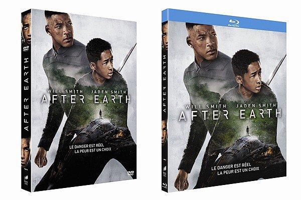 .   AFTER EARTH DESORMAIS DISPONIBLE DANS TOUT LES MAGASINS DE FRANCE. After Earth est sortie officiellement hier dvd, le blog vous propose de (re) découvrir la B.A et le synopsis du film..