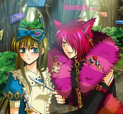 Nouvelle fic ~ Alice au royaume de c½ur