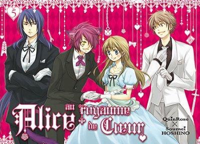 Alice au Royaume de Coeur Chapitre 2 ~♥