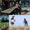 Voici quelques images d'Harry Potter et les reliques de la mort partie 1