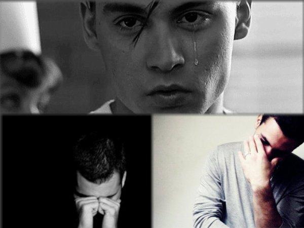 ~La plus belle preuve d'amour est une larme tombée des yeux d'un garçon amoureux~