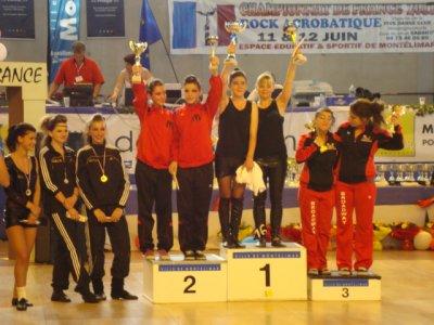 - Vice Championne De France <3