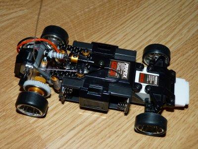 KYOSHO Mini-Z MR01 (1999) suite