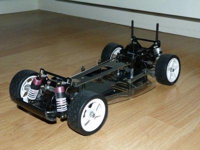 TAMIYA TA02 RS (1995)