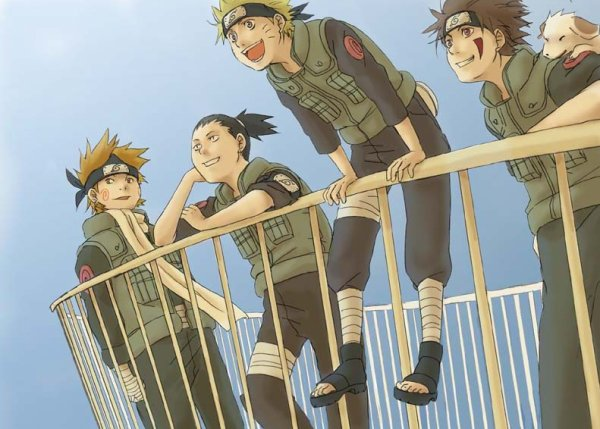 Konoha's Boys