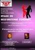 Stage de Self défense féminine samedi 23 Avril à Voiron