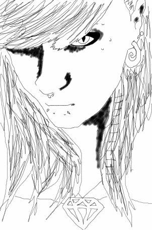 mes montage et dessin une petite partie de se que je sais faire ;)