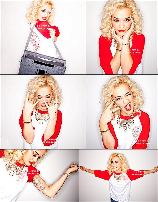 Connu Rita Ora a posé pour le site « TheBoomBox » et leur a accordé une  UE58