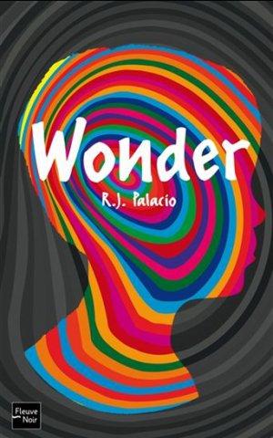.  Wonder R.J. Palacio .