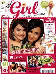 DISNEY GIRL N°8 ET 1