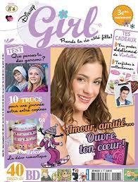 DISNEY GIRL N°6