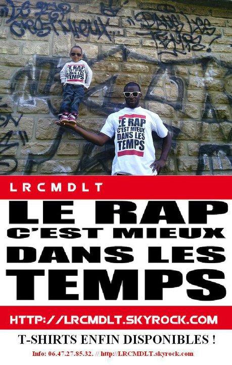 Le Rap C'est Mieux Dans Les Temps !