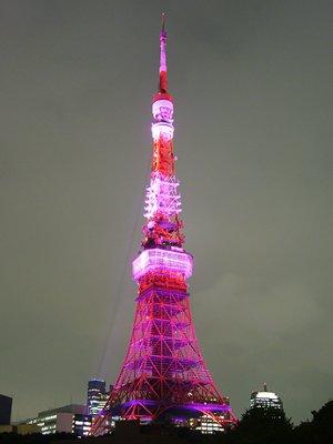 La Tokyo tower*