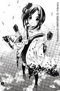 Présentation d'un nouveau manga : Hanayamata