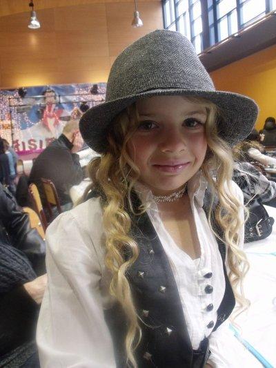 Mon premier concours de mini miss