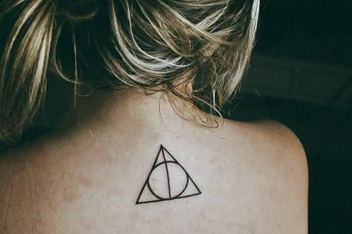 Série Harry potter.