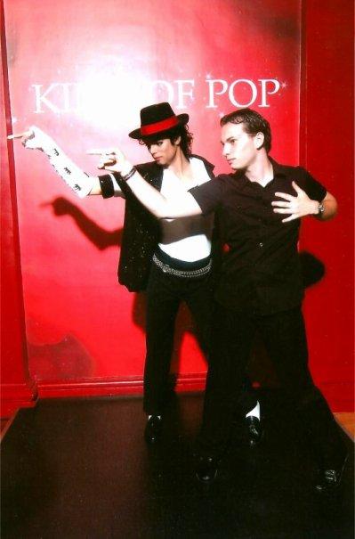 David Jackson et Michael