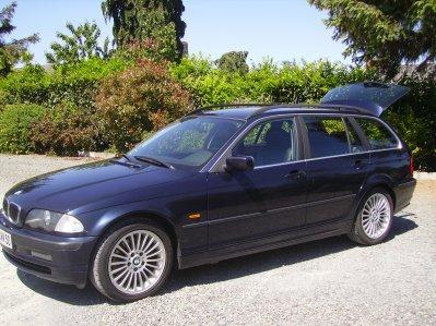 nouvelle voiture 330d