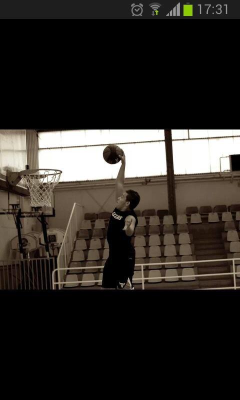 Basket-ball !