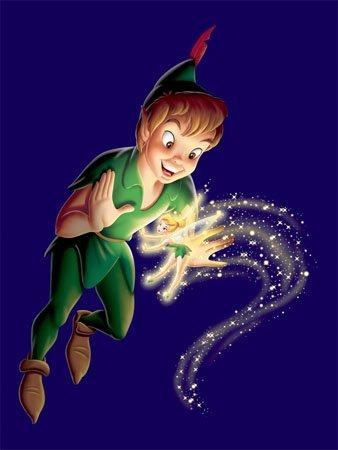 Peter Pan (l)