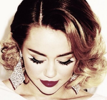 Miley Cyrus: Une nouvelle photo sur Twitter