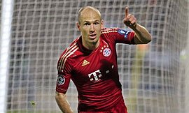 Robben prolonge au Bayern