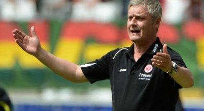 Veh monte avec l'Eintracht Francfort