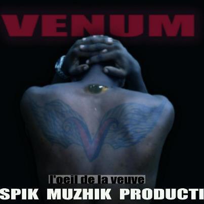 lartiste venum ancien du label redzone et maintenant artiste indépendant qui fait dans l'autoprod