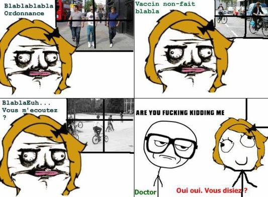 "Quelques ""Troll face"" XD"