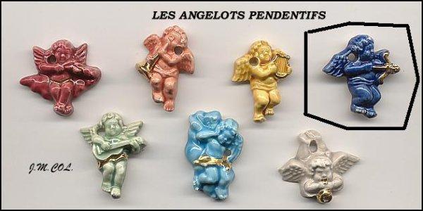 ANGELOTS  pendentifs   ( recherches )