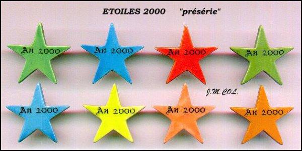 ETOILES   2000           ( recherches )
