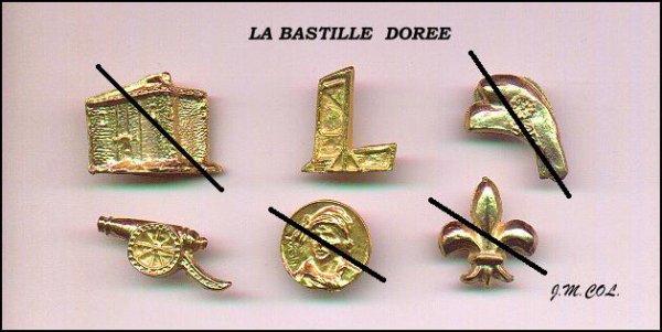 BASTILLE DOREE   ( recherches )