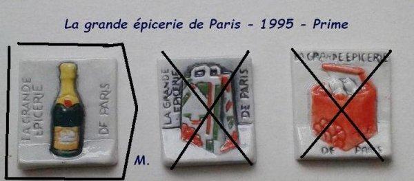 EPICERIE  DE  PARIS  ( recherches )