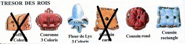 TRESORS DES ROIS (  Clamecy )