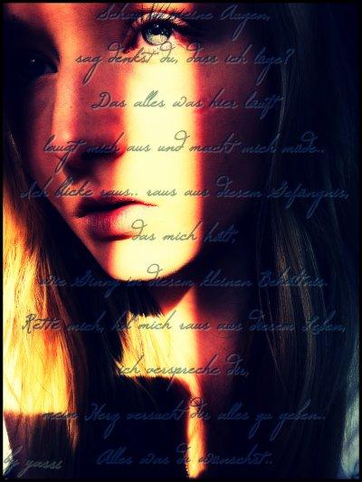 ,© YASSi... Gefängnis