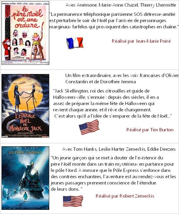 DOSSIER : Les films de Noël