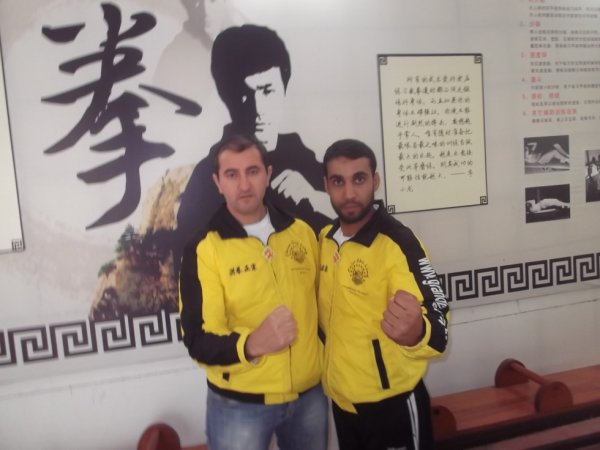 sifu said belabed with farid daroul