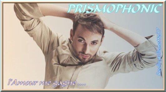 PRISMOPHONIC  (Sortie officielle le 21 Novembre 2011)